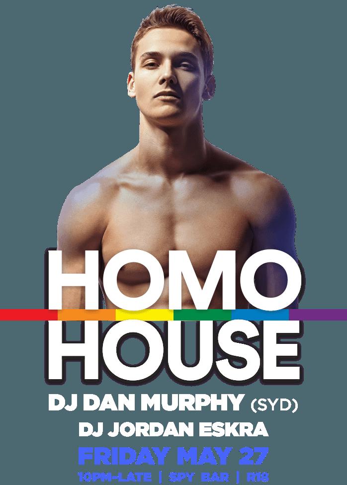 Homo House feat. Dan Murphy
