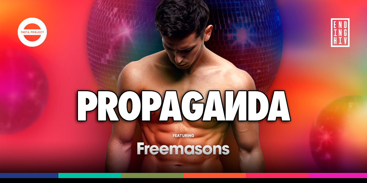 PROPAGANDA feat. Freemasons