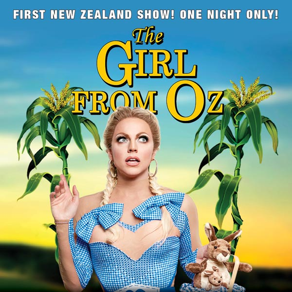Courtney Act: The Girl From Oz