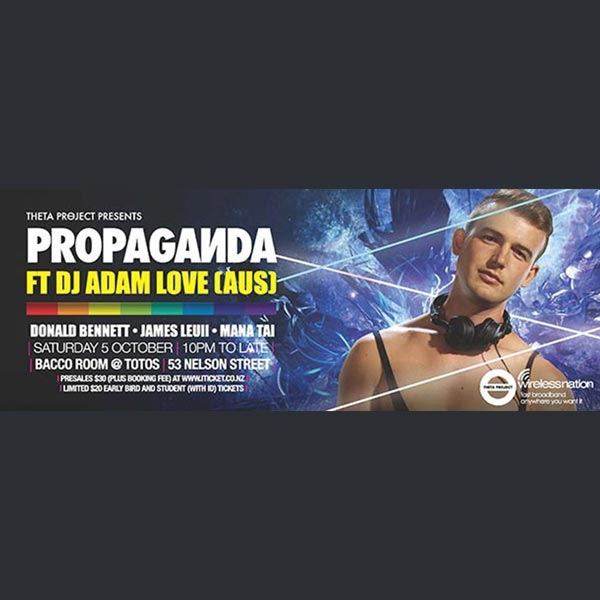 PROPAGANDA 2013 feat. Adam Love
