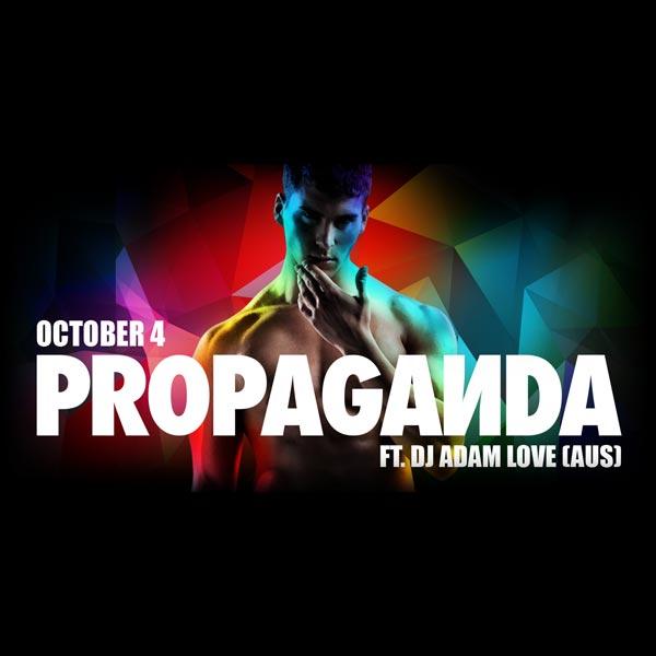 PROPAGANDA 2014 feat. Adam Love