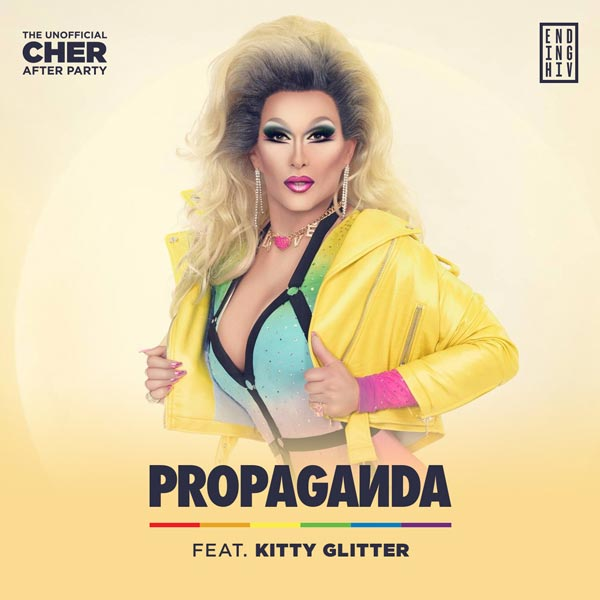 PROPAGANDA feat. Kitty Glitter
