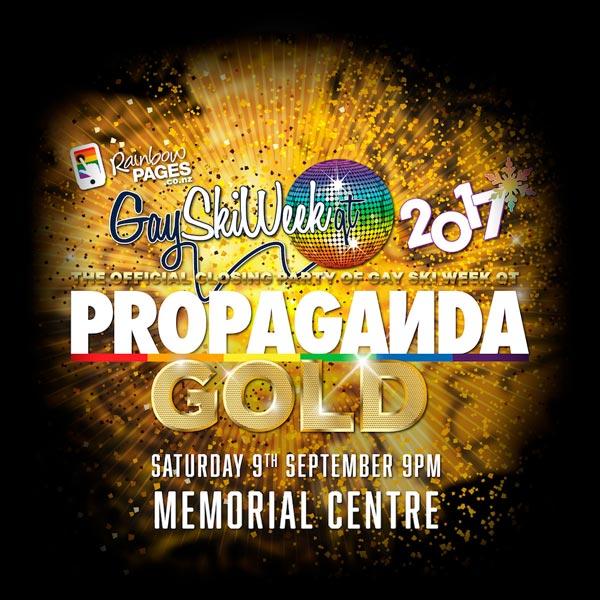 PROPAGANDA Gold