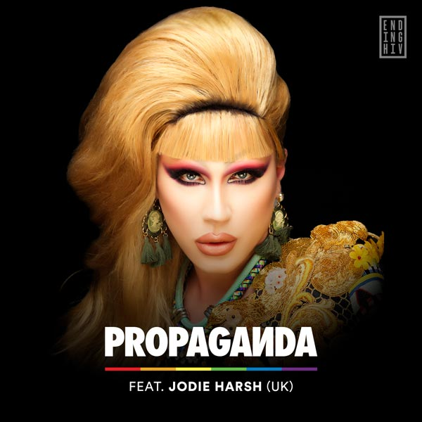 PROPAGANDA feat. Jodie Harsh