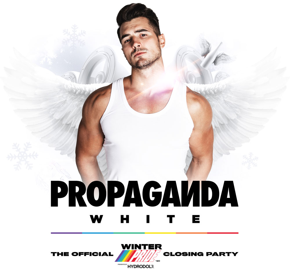 PROPAGANDA White (Cancelled)