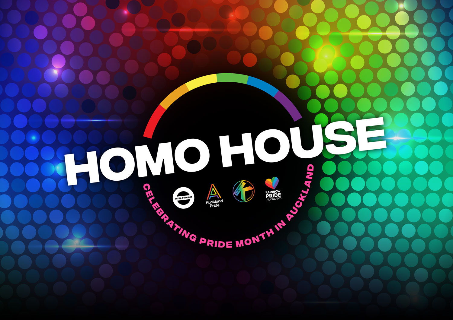 Homo House: Pride Edition – New Date
