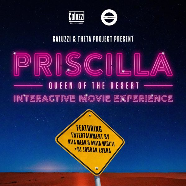 Priscilla: Interactive Movie Experience